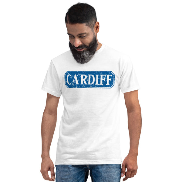 Cardiff by the Sea Surf's Up - Sustainable T-shirt