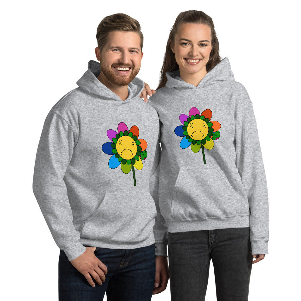 """Life Is Complex Sunflower ""  Hoodie"