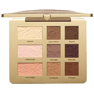 Natural Matte Eyeshadow Palette - INDOSHOPPER