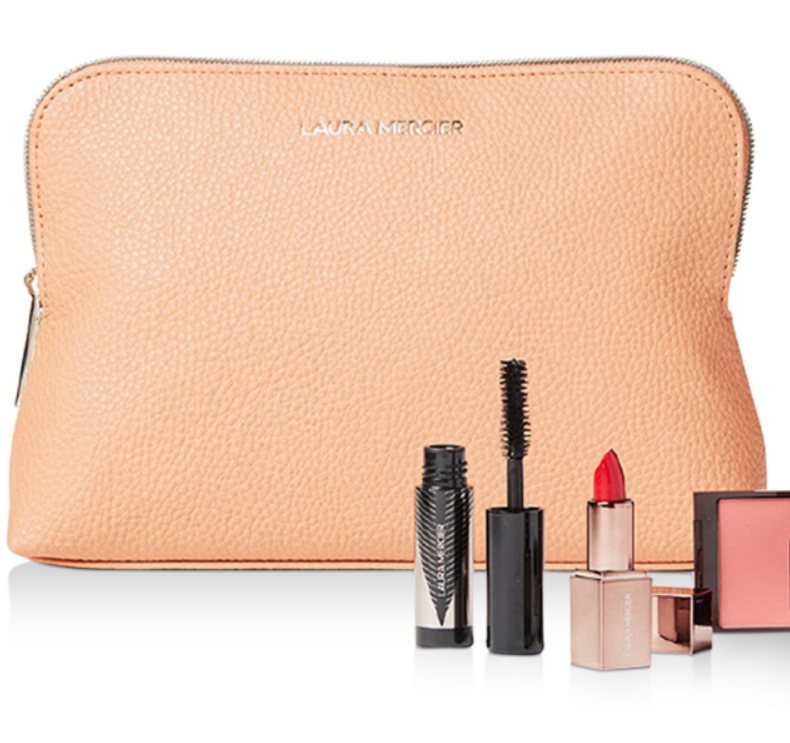 Laura Mercier Exclusive Mocca (Pouch only)