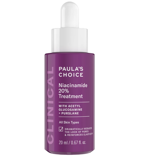 Clinical Niacinamide 20% Treatment - INDOSHOPPER