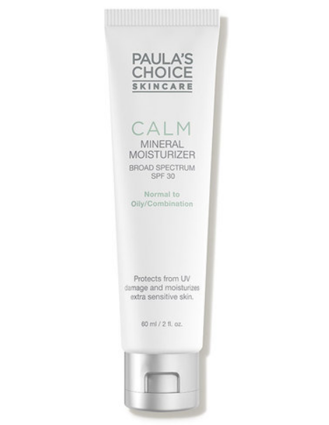 Calm Sensitive Daytime Moisturizer SPF 30 (Oily / Combination )