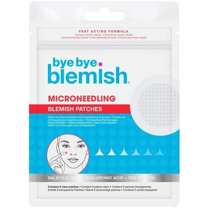Microneedling Blemish Patches 9x