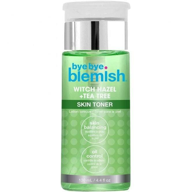 Witch Hazel & Tea Tree Skin Toner 130ml - INDOSHOPPER