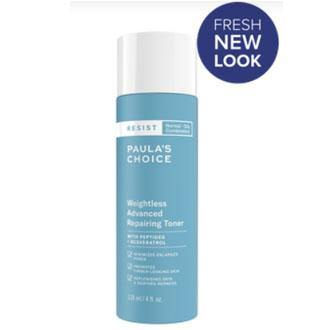 Resist Weightless Advanced Repairing Toner - INDOSHOPPER