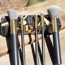 Load image into Gallery viewer, Charcoal 5 Piece Brush Set - INDOSHOPPER