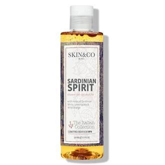 Sardinian Spirit Shower Gel - INDOSHOPPER