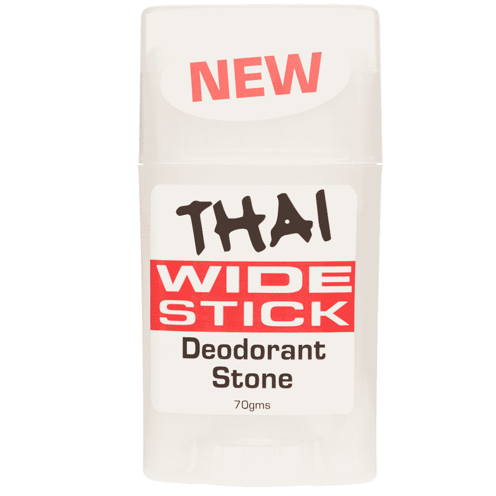 100% Natural Crystal Deodorant Wide Stick