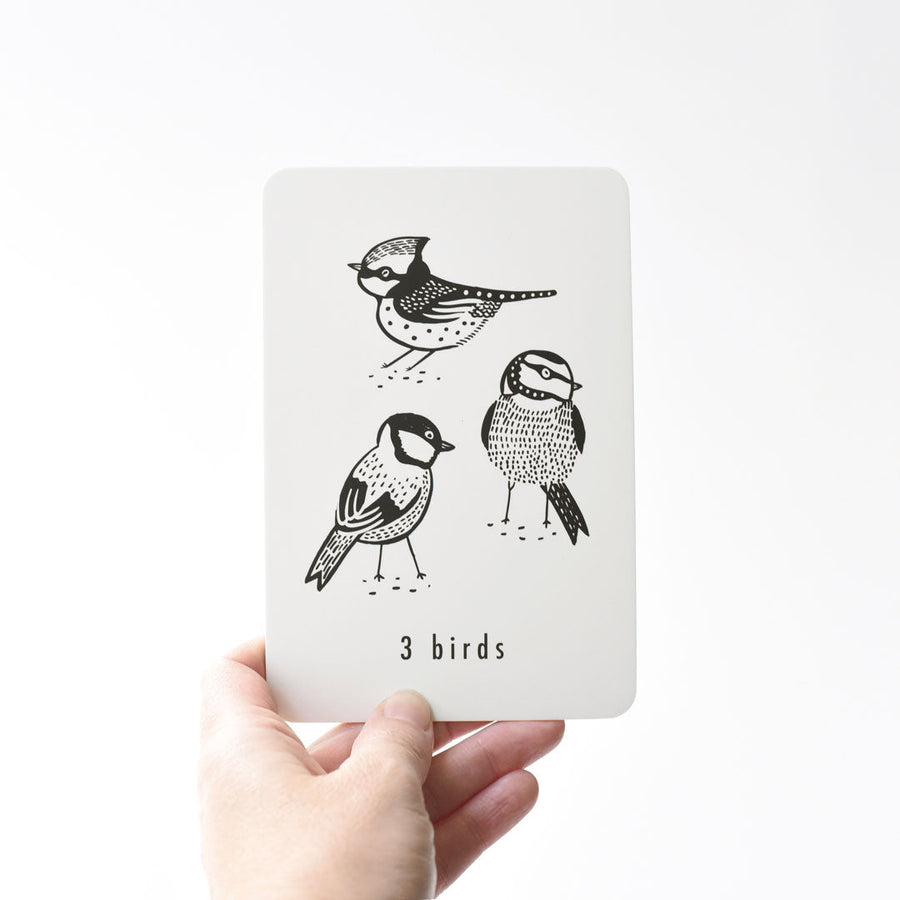Nature Number Cards - Wee Gallery | Smart Art for Growing Minds | Modern Gifts & Decor