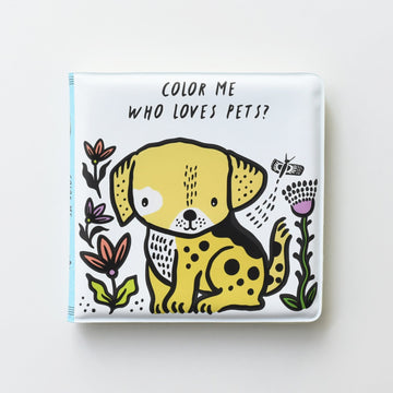 Color Me: Who Loves Pets