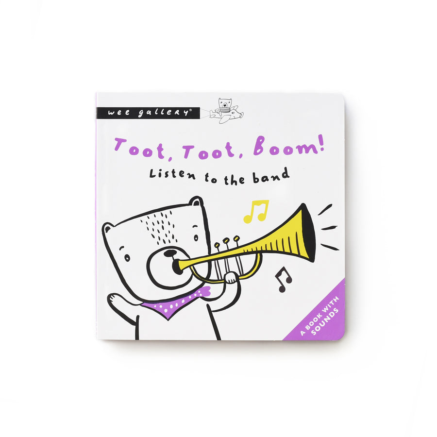 Toot, Toot, Boom! - A Press and Listen Book