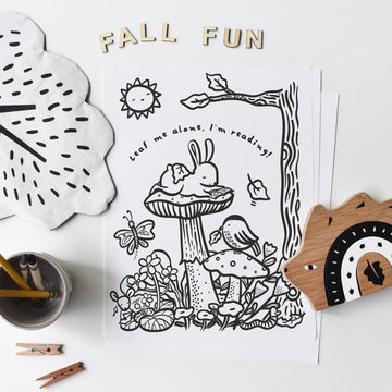 FALL FUN! FOUR FREE ACTIVITY PAGES FOR KIDS