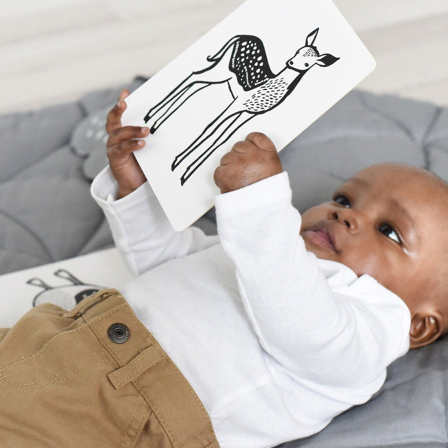 Art Cards for Baby - Black and White Collection