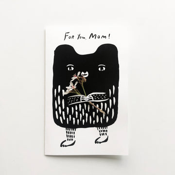 For you, Mom! - Mother's Day Card