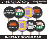 FRIENDS TV Party Bundle - For Birthday