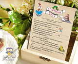 Story Book Themed Baby Shower Games - Bundle Set