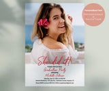 Graduation Announcement - Party Invitation Card