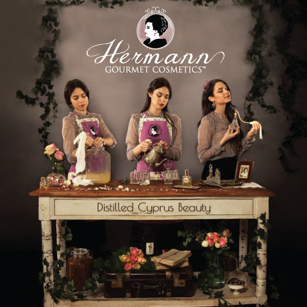 Hermann Gourmet Cosmetics Collection 2020
