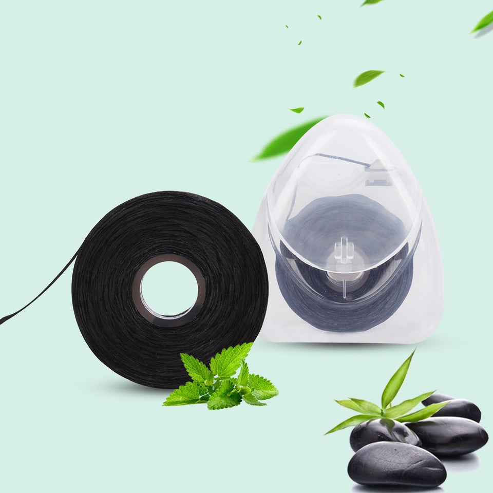Activated Charcoal Dental Floss