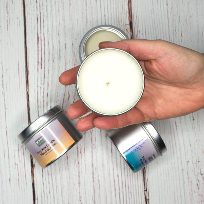 Reason to choose the Soy Wax candle