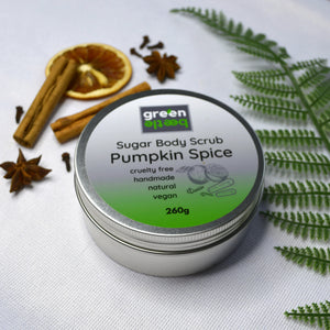Sugar Body Scrub - Pumpkin Spice