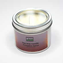 Load image into Gallery viewer, Soy Wax Candle - Pumpkin Spice