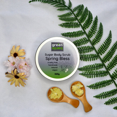 Sugar Body Scrub - Spring Bless