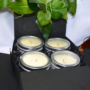 SOY WAX CANDLE gift set