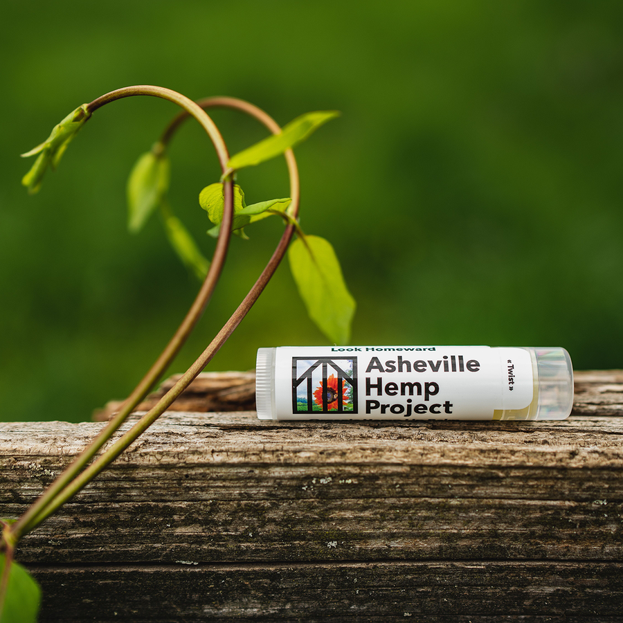 Hemp Lip Balm - Asheville Hemp Project