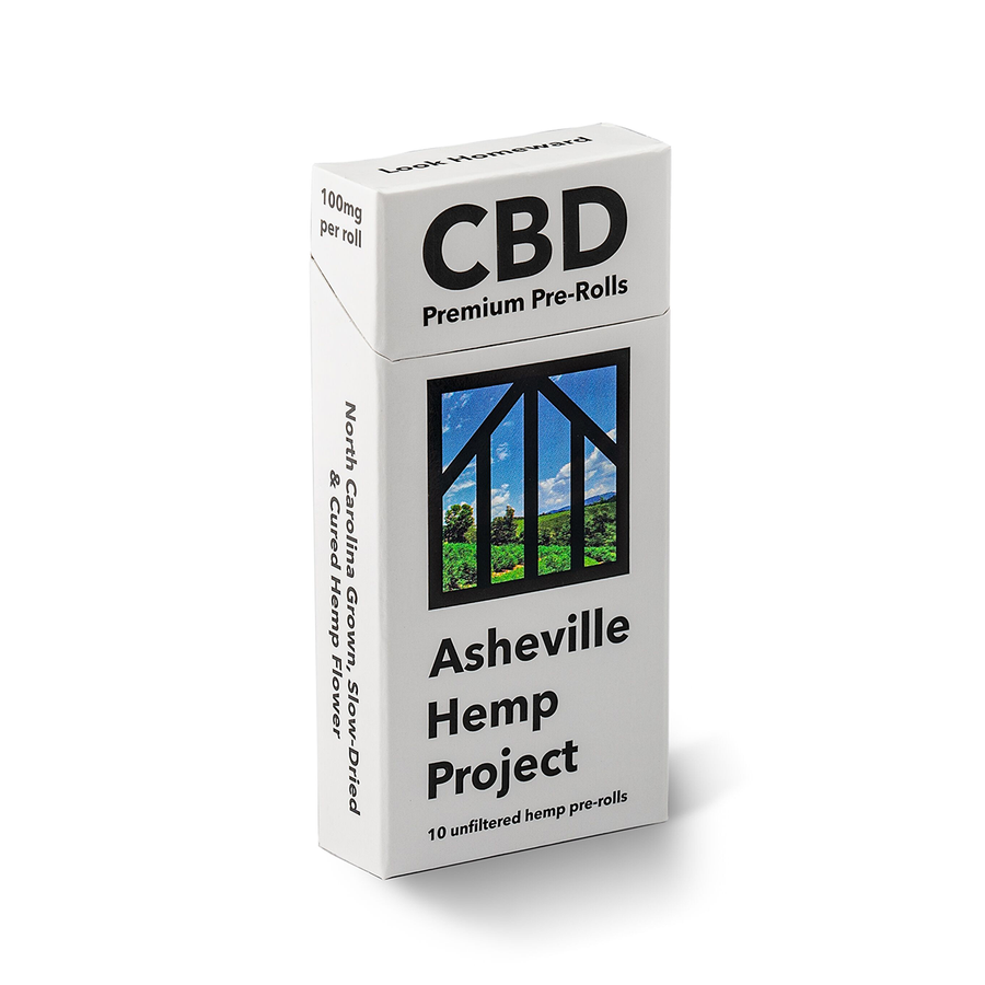 Hemp Pre-Rolls - Asheville Hemp Project