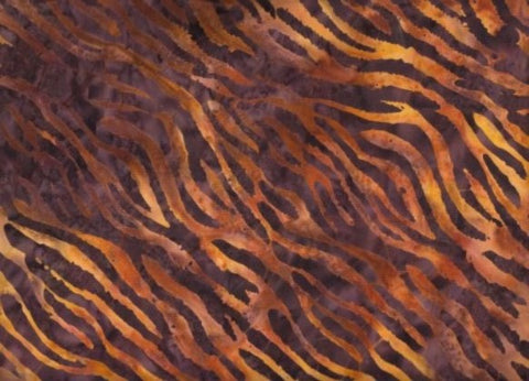 SC 023 CACB 527 Africa Stripe Animal Skin Anthology Batiks
