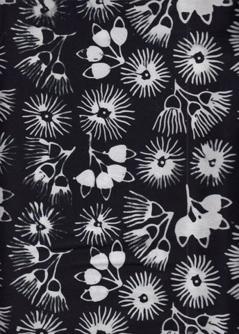 BAAL 709 Aussie Landscape Gum Blossoms and Pods Black and White Limited Edition
