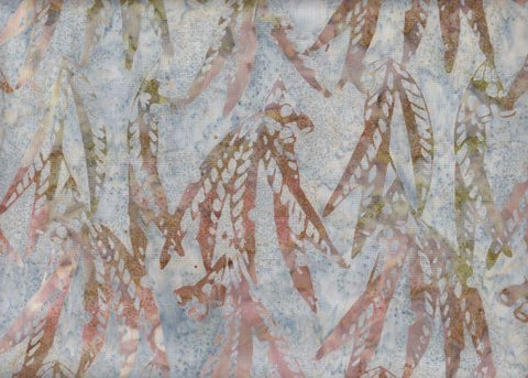BAAL 778 Aussie Landscape Gum Leaves Grey Brown Limited Edition