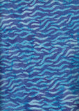 BAMOV Waves 577 Medium Blue