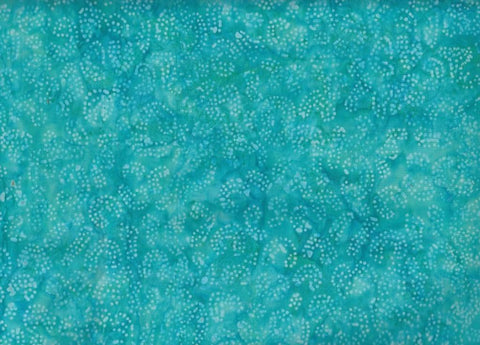 BA - 262 - 403 Aqua Blue Dot Abstract