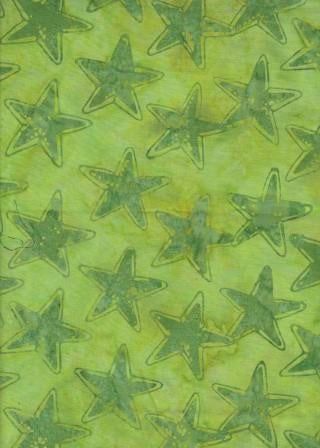CAG 047 Starfish Lime