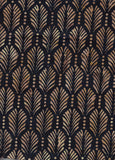 CACB 522  Black Sienna Palm Leaves