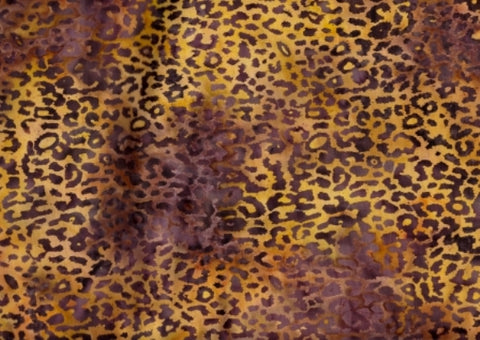 CAWBN CB 524 Africa Brown Animal Skin Anthology Batiks