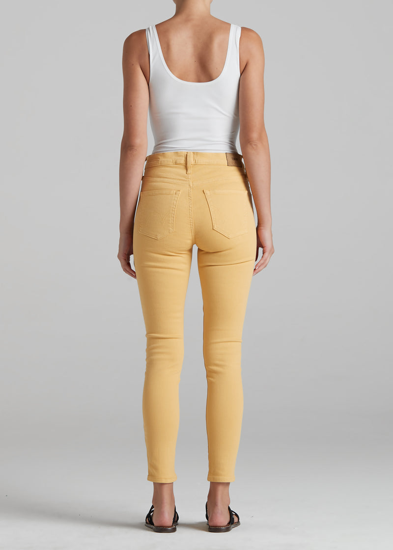Pixie Crop In Mellow Yellow