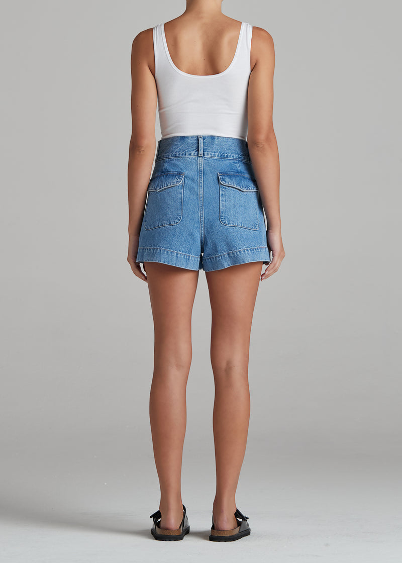 Isla Short in Crush