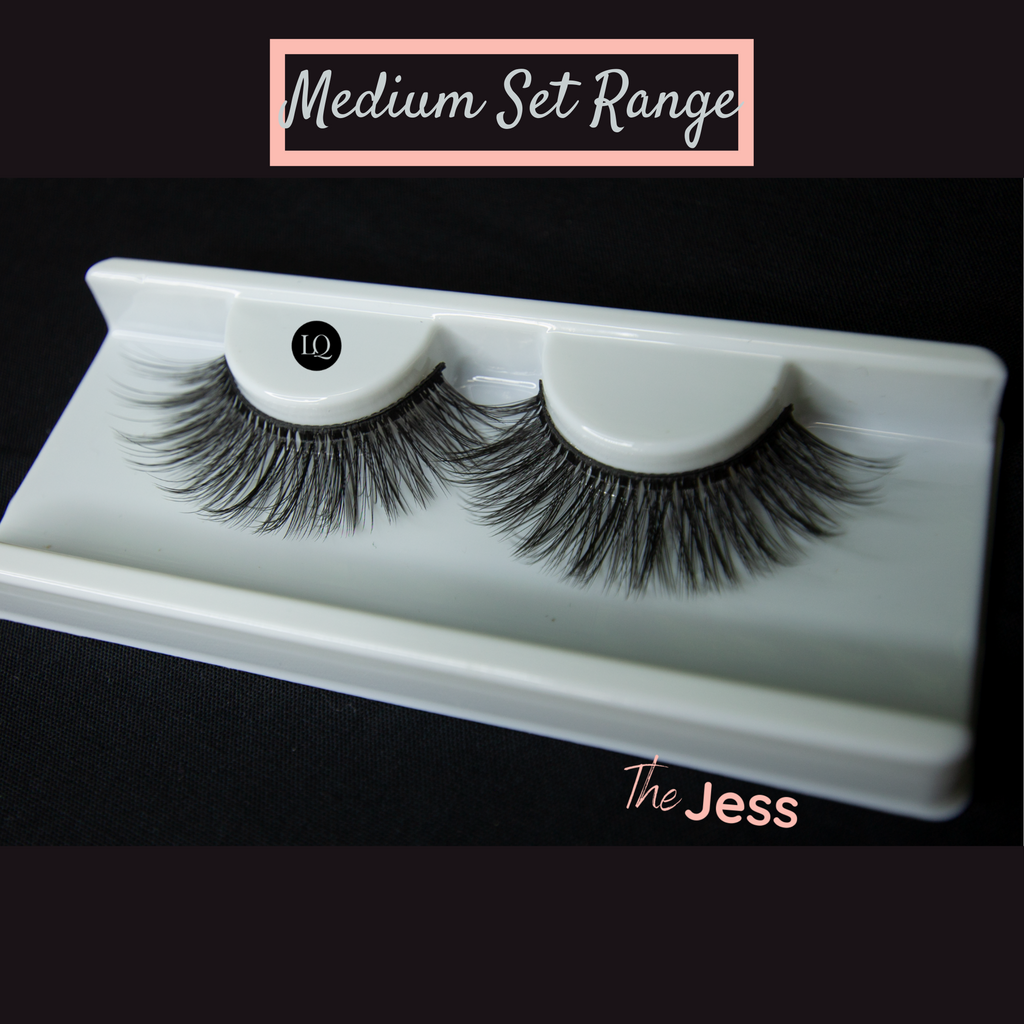 Elite DIY Lashes ⥽ Individual Pack