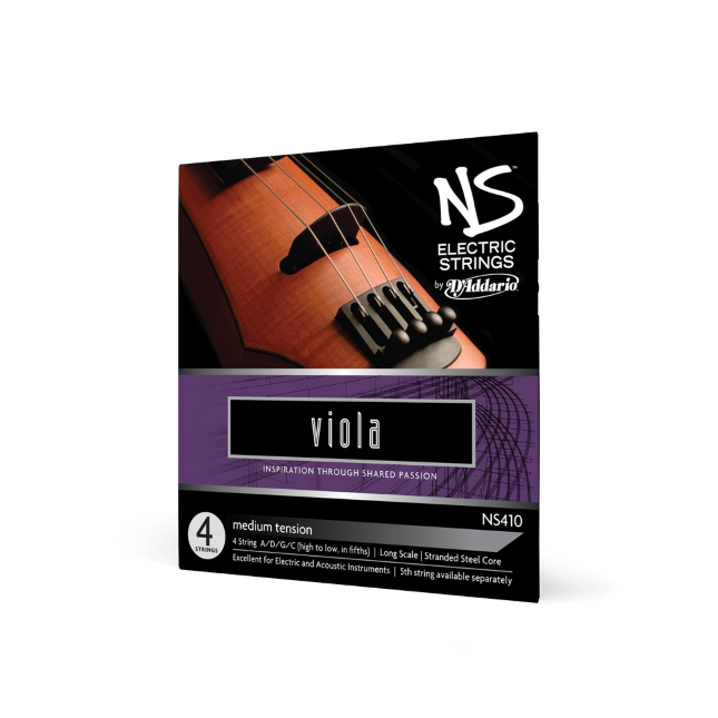 NS Electric Viola 中提琴弦