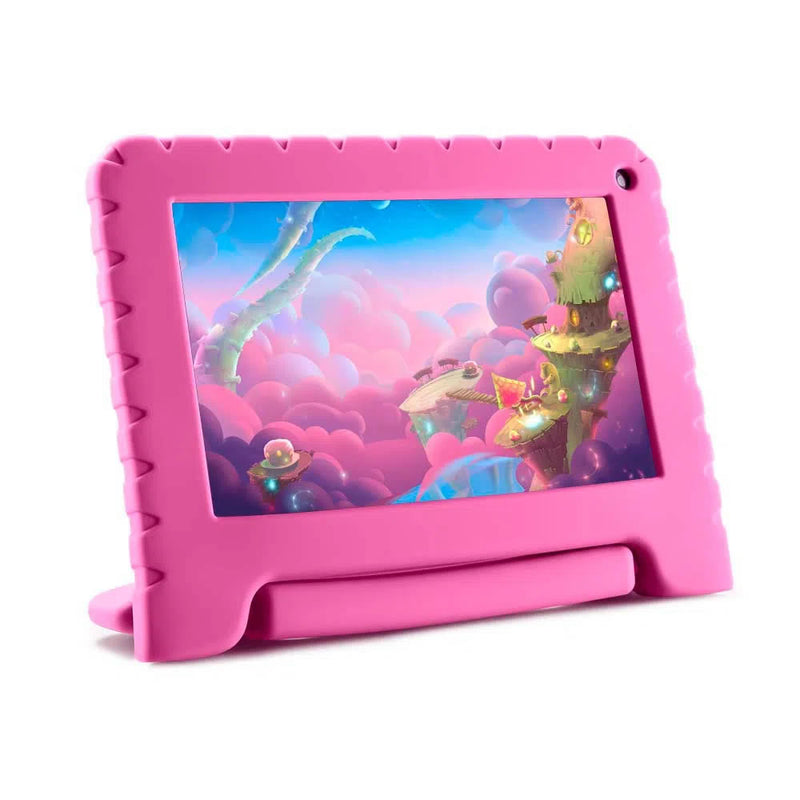 Tablet Kid Pad Lite 16GB Quad Core Android 8.1 Azul y Rosa