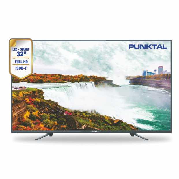 "TV LED SMART 32"" PUNKTAL"