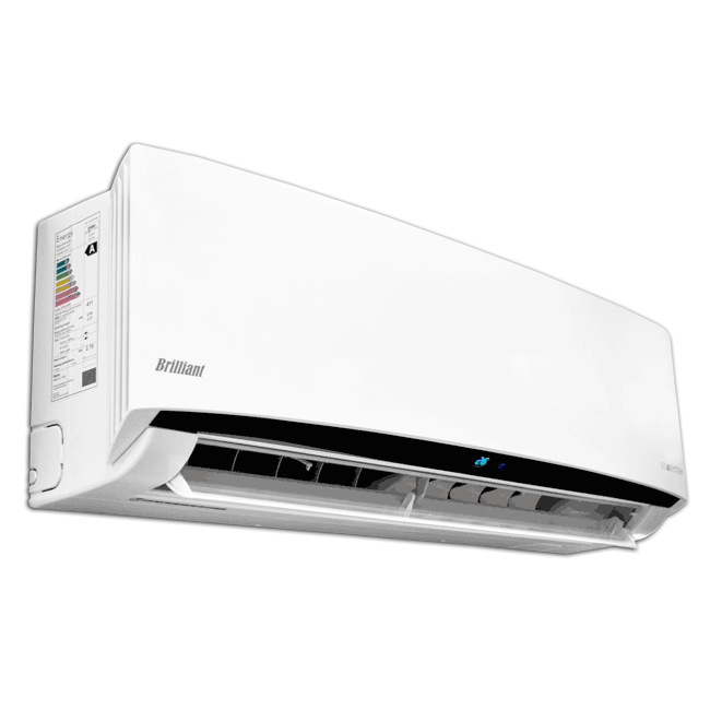 Aire Acondicionado Brillant Inverter 12000 BTU
