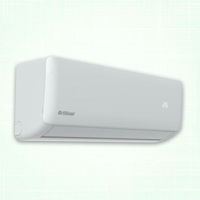 Aire Acondicionado Brillant On/Off 9.000 BTU