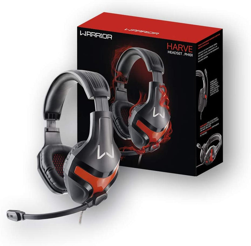 Auricular Gamer Warrior Multilaser