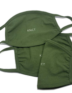 KNCT Cotton Face Mask