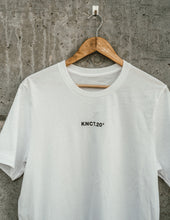 Load image into Gallery viewer, White KNCT.20 Tee