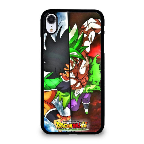 coque custodia cover fundas iphone 11 pro max 5 6 7 8 plus x xs xr se2020 C12256 BROLY DRAGON BALL 3 iPhone XR Case